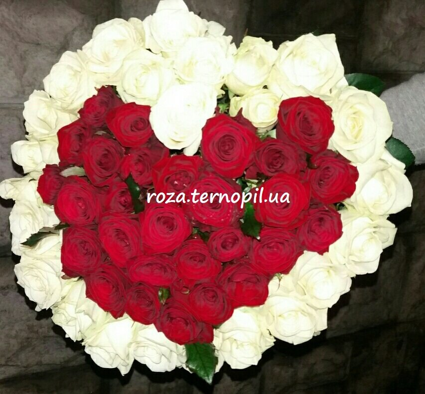 Доставка квітів Тернопіль, фото-1