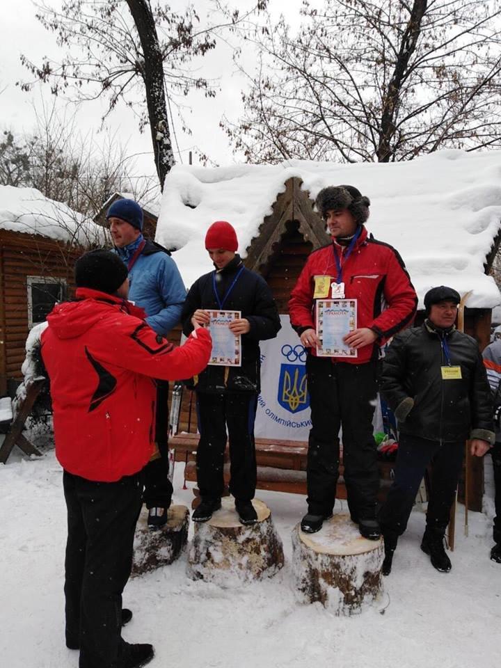 Зимово-спортивні змагання серед адміністративних структур Броварів, фото-1