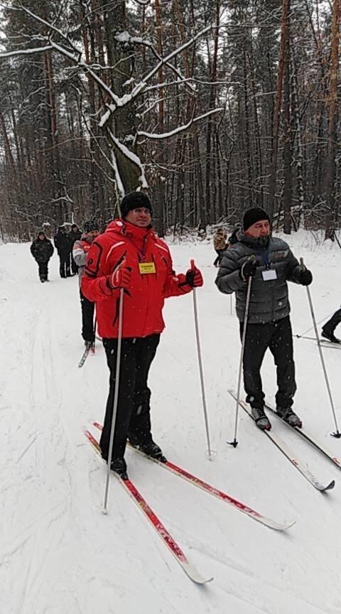 Зимово-спортивні змагання серед адміністративних структур Броварів, фото-4