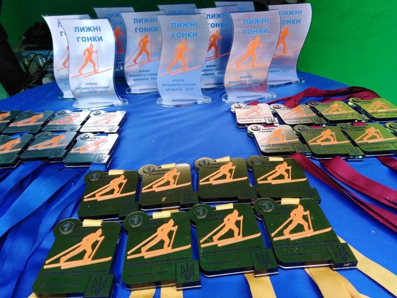 Зимово-спортивні змагання серед адміністративних структур Броварів, фото-6