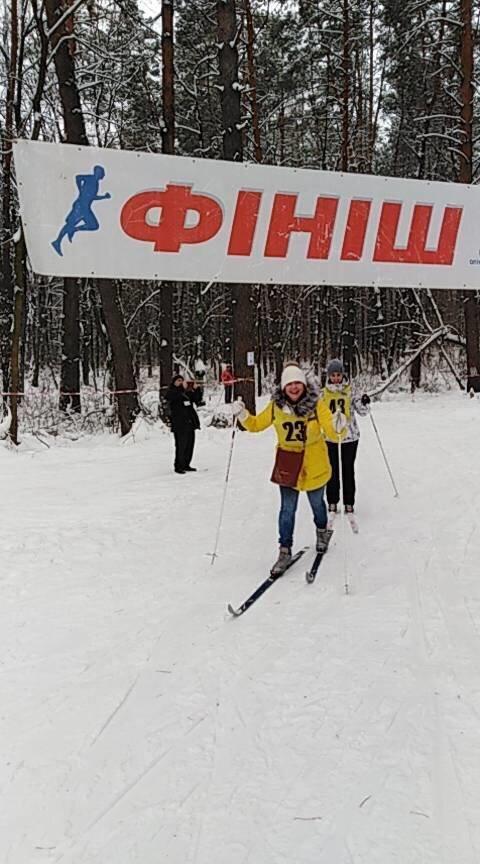Зимово-спортивні змагання серед адміністративних структур Броварів, фото-5