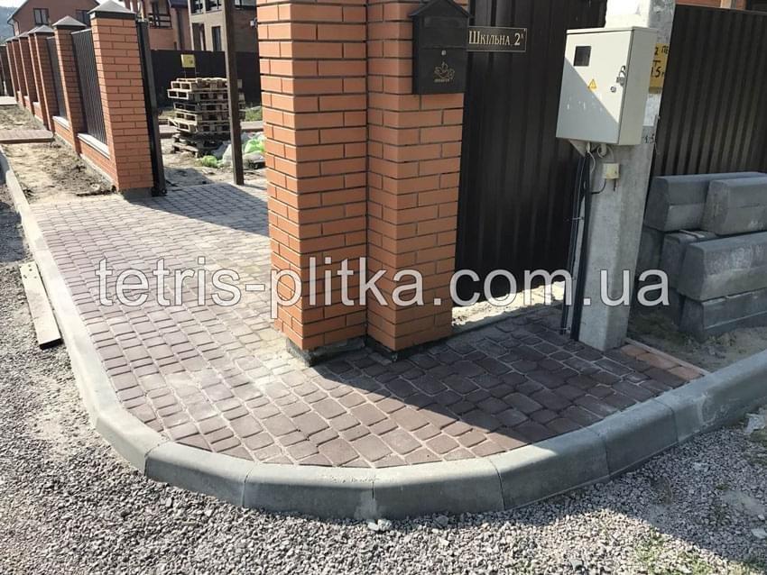 Тротуарна плитка від виробника, фото-1