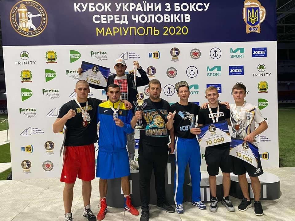 Боксери з Броварів - тріумфатори Кубка України, фото-1