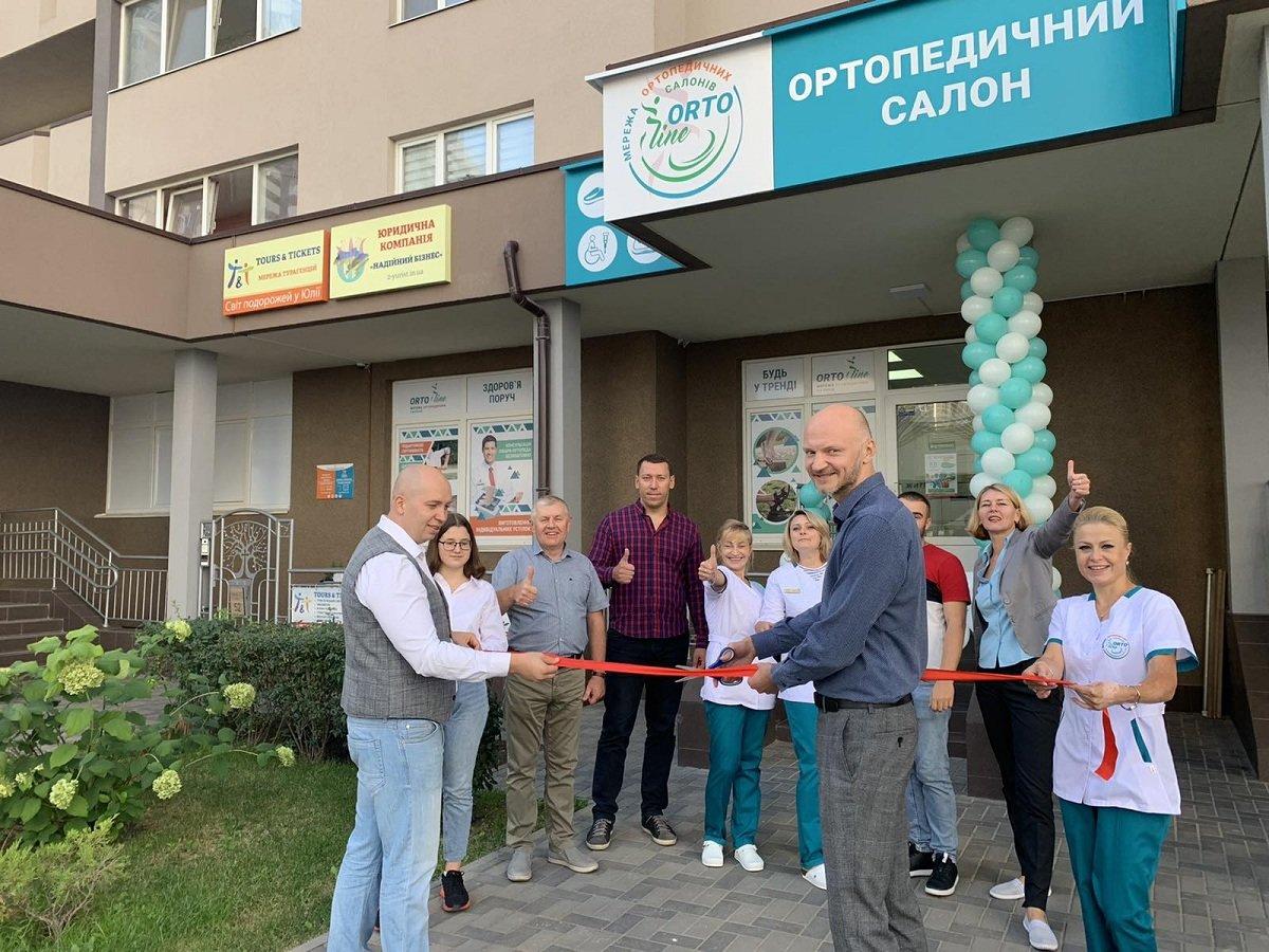 Мережа Orto-Line відкрила перший ортопедичний салон в Броварах!, фото-1