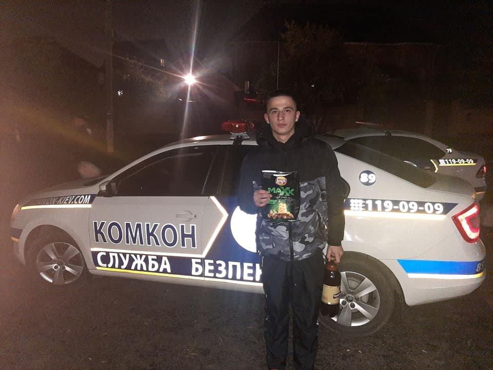 В Броварах оперативно затримали крадіїв, фото-1