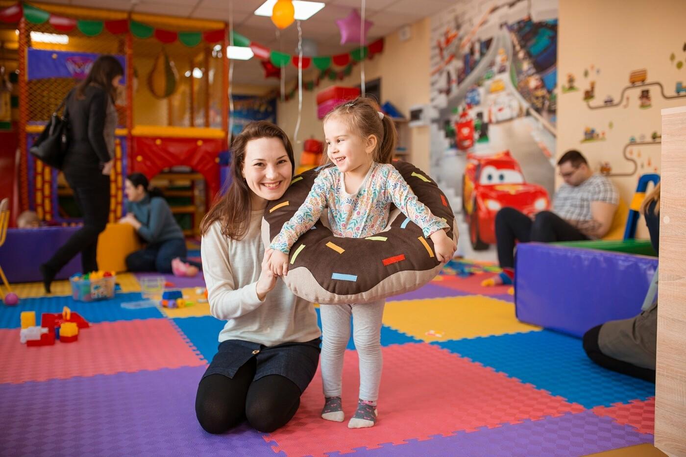 Дитячий розважальний центр «Малята на Тата» в Броварах, фото-1
