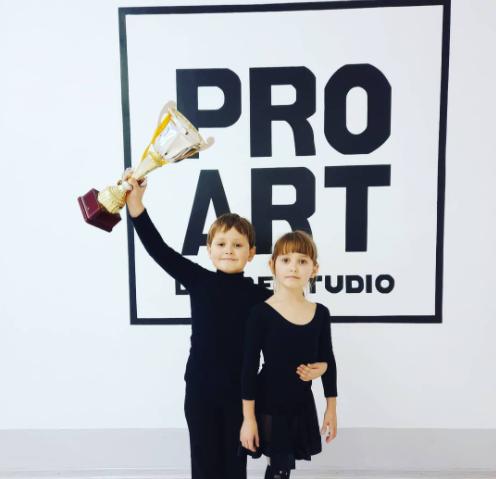 Професійна студія бального танцю «ProArt Dance Studio» в Броварах, фото-1