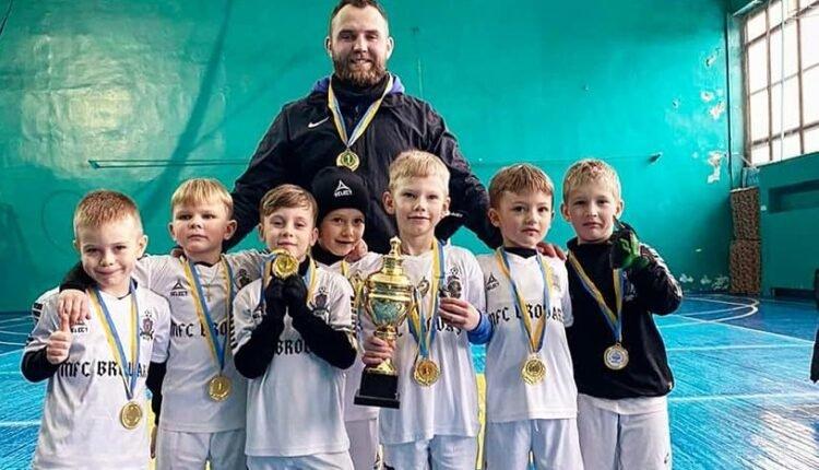 Юні футболісти з Броварів стали переможцями обласного турніру, фото-1