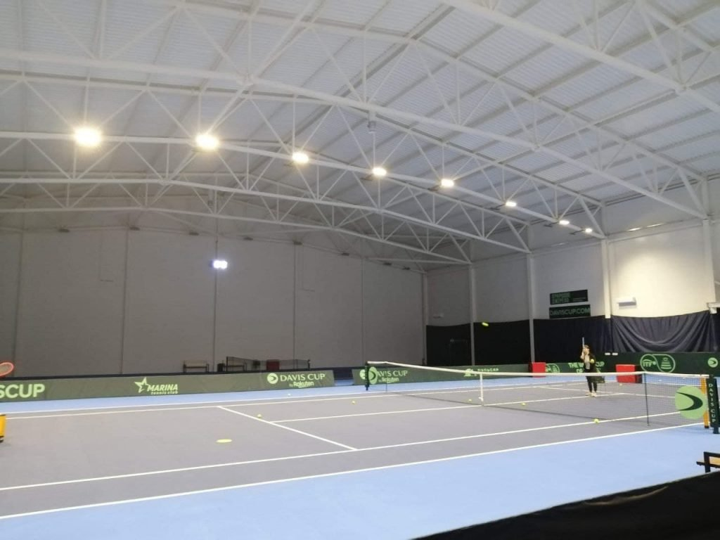 Під Броварами з'явився один з найбільших в Україні тенісних клубів , фото-1