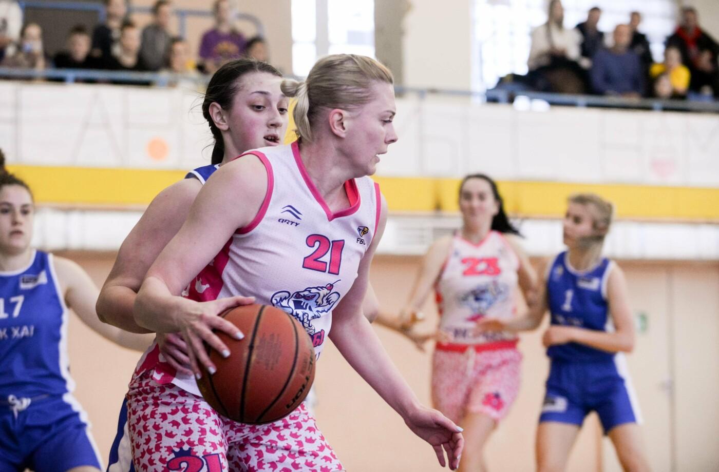 Броварські баскетболістки вперше боротимуться за золото Чемпіонату України, фото-1