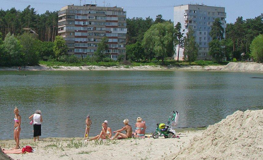 В Броварах заборонили купатися в озерах, фото-1