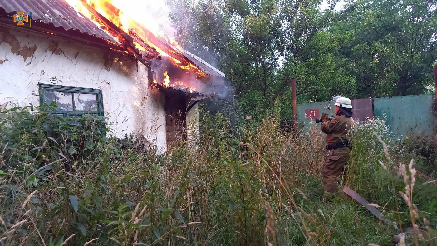 Протягом доби рятувальники Броварщини шість разів виїжджали за викликом, фото-1