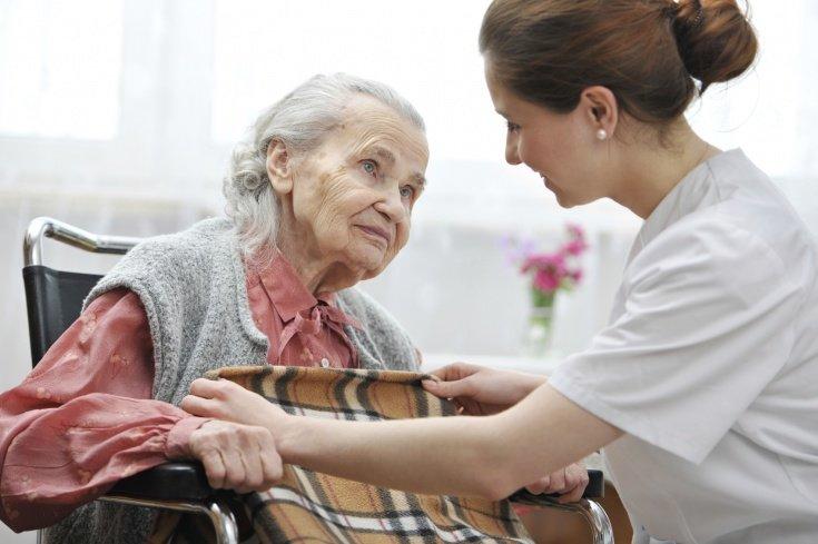 Будинок пристарілих альтернатива доглядальницям!